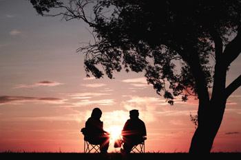 Spotkanie psychoterapeuty z pacjentem