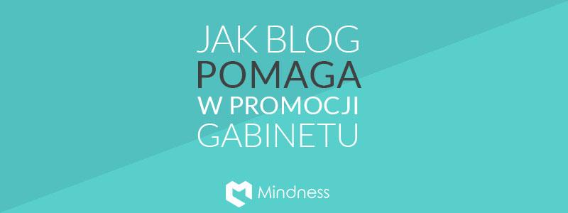 Wpis o tym jak blog pomaga w nawiązaniu relacji i promowaniu bloga