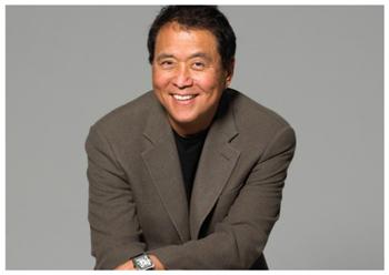 Milioner Robert Kiyosaki