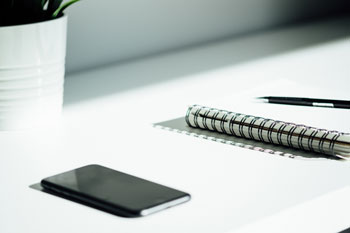 Smartfon i notes