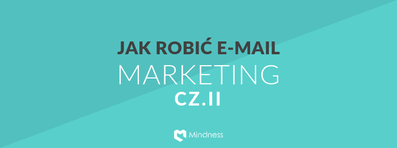 Baner Jak robić e-mail marketing