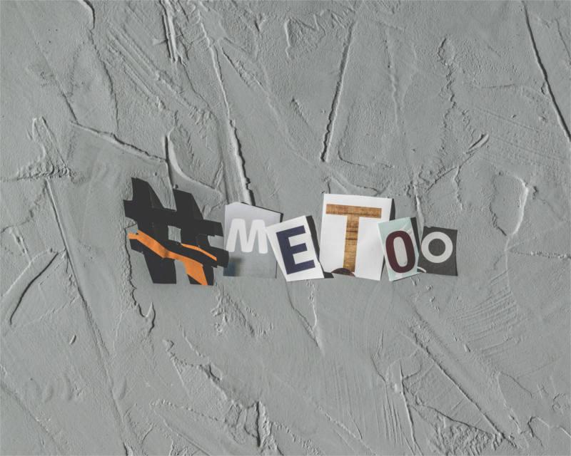 Przykładowy hashtag w marketingu gabinetu - #metoo, symbolizuje identyfikację