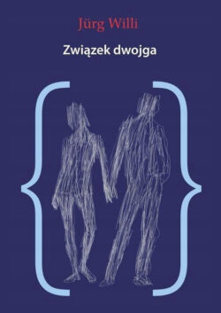 """Okładka książki """"Związek Dwojga. Psychoanaliza pary."""""""